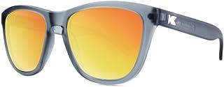 419603d89e Gafas de sol Knockaround Premium Frosted Grey / Red Sunset Polarizadas