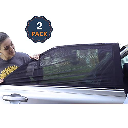 """EcoNour Car Window Screens for Camping 