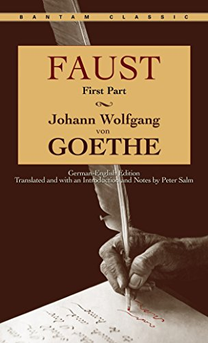 Faust (Bantam Classics) (Part I) (English and German...