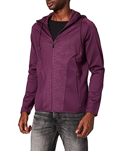 BOSS Soocon Chaqueta Deportiva, Medium Purple510, M para Hombre