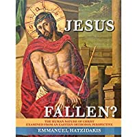 Jesus: Fallen? The Human Nature of Christ Examined from an Eastern Orthodox Perspective by Emmanuel Hatzidakis (2013-05-03)【洋書】 [並行輸入品]