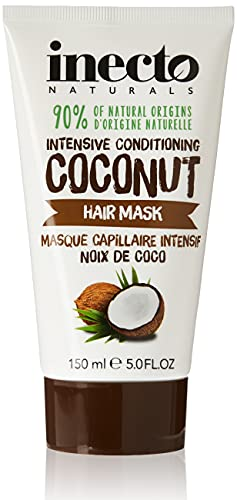 Inecto Naturals Coconut Hair Mask, 150 ml, 82707