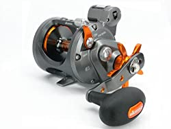 professional Okuma Cold Water Line Counter Trolling Reel CW-453D