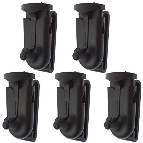 5 PCS TENQ Speaker Microphone for BaoFeng UV-9R Plus BF-A58//9700//R760 GT-3WP Walkie Talkies