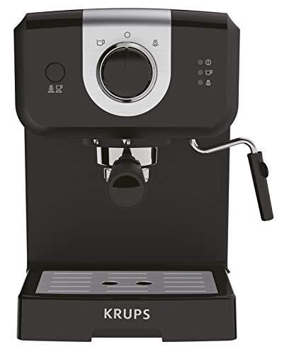 Krups Opio XP320810 – Cafetera, 15 bares de presión, calentador