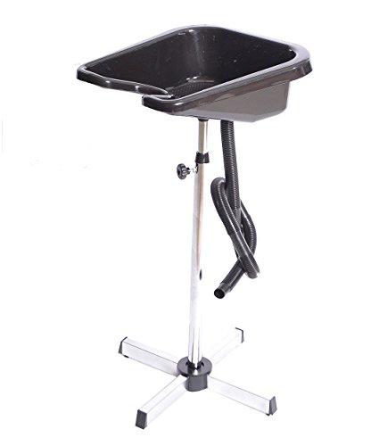 PIBBS Portable Head Washing Unit Black (Model: 210)