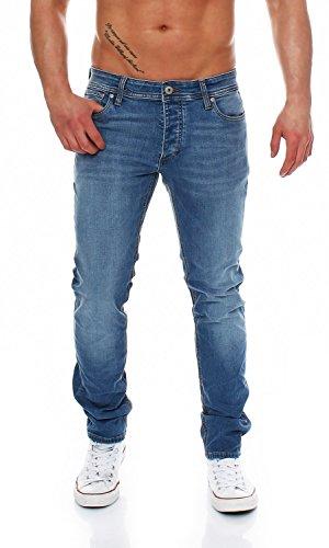 Jeans Bleu Brut Homme Jack&Jones Tim