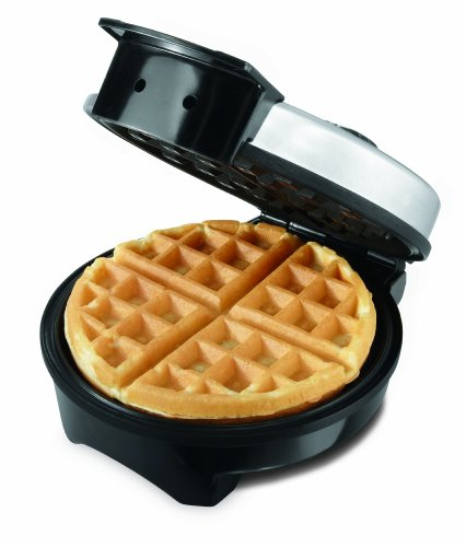 Oster Belgian Waffle Maker, Stainless Steel