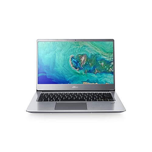 Acer Swift 3 314-56-5925 Ordinateur portable 14'FHD Gris (Core i5, 4 Go de RAM, SSD 256Go, Intel UHD Graphics 620, Windows 10)