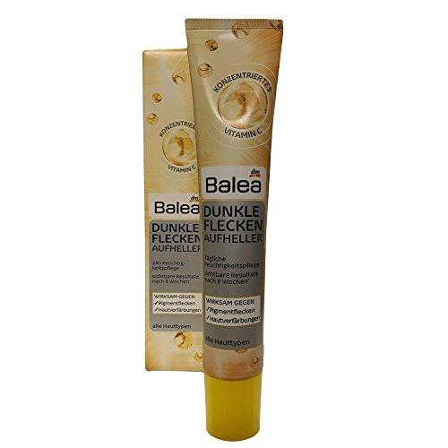 Balea Dunkle Flecken Aufheller Vitamin C für alle Hauttypen (50ml)
