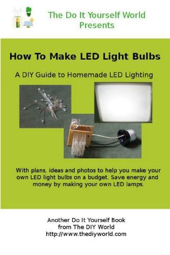 How to make LED light bulbs yourself