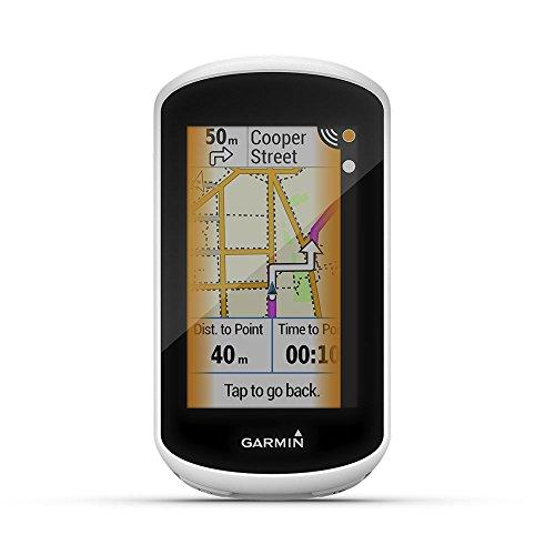 "Garmin Edge Explore Ciclocomputador de 3"" con GPS intuitivo, Unisex Adulto, Blanco, Talla única"