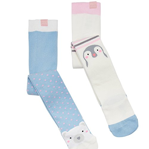 Joules Baby 2 Pack Panty - Pinguïn