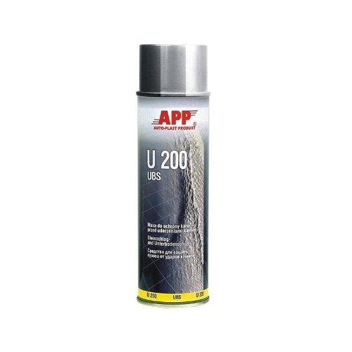 Unterbodenschutz 500ml APP-spray SCHWARZ