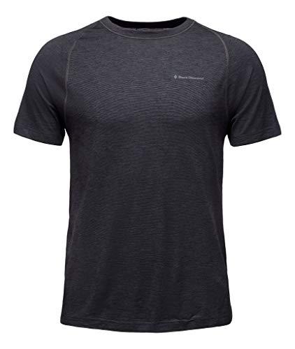 Black Diamond M Rhythm Tee T-Shirt pour Homme XL Noir