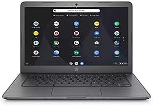 HP Newest 14inch Lightweight Chromebook-Intel Celeron N3350 Up to 2.4GHz Processor, 4GB LPDDR4 Memory, 32GB SSD, Intel HD ...