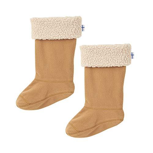 Finkid Sukka Gelb, Socken, Größe EU 25-26 - Farbe Cinnamon - Pebble