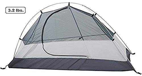 Bigfoot Outdoor Gravity 1P/2P Ultralight Backpacking Tents (1-Man)