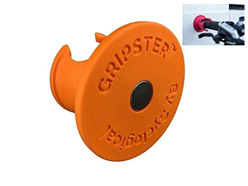 ByCyclogical Gripster - innovadora solucion para almacenar Bicicletas Dentro del hogar (Naranja)