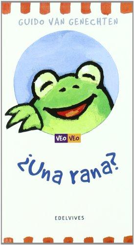 ¿Una rana?: 1 (Veo Veo)