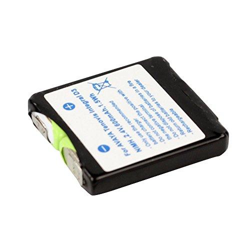 Ansmann Dect-Akku für Avaya Tenovis Integral D3 Mobile