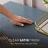 Minwax 63333444 Polycrylic Protective Finish Water Based,1 quart, Satin