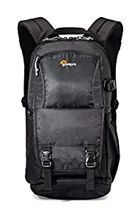 Lowepro LP36870-PWW 150 AW II Fastpack Backpack for Camera, Fits DSLR with Attached Kit Lens, 1-2 Extra Lenses, Flashes, 11 Inch Laptop or MacBook Air