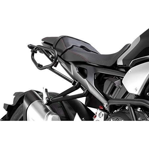 SW-MoTech Motorrad-Satteltaschen-Trägersystem Seitentaschen-Träger SLC Links HTA.01.903.10000 für Honda, Unisex, Sportler, Ganzjährig, Stahl, schwarz