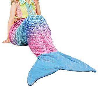 Best mermaid blankets Reviews