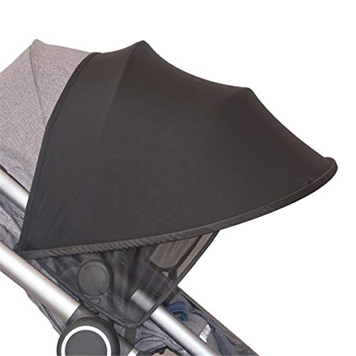 Spiel-Universal-Buggy, Sonnenblende für Kinderwagen, UV-Schutz, faltbar, für Kinderwagen / Buggy, mit Sonnenblende