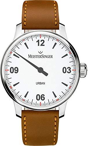 MeisterSinger Urban UR901 Reloj automático con sólo una aguja