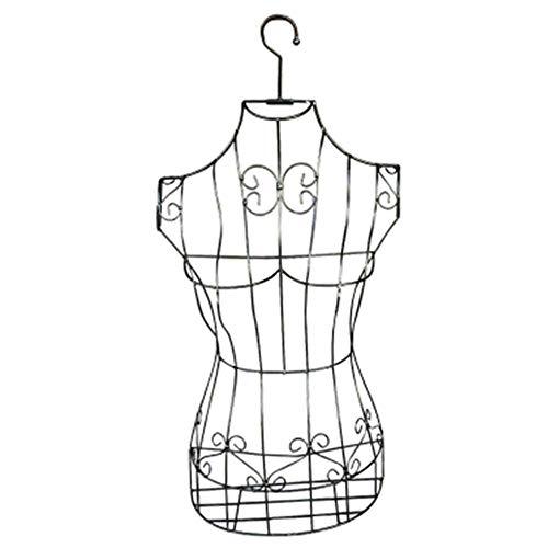 LLSS Model Body met Haken Ophangdraad Vrouwelijk Mannequin Torso voor Badmode, Lingerie, Dameskleding