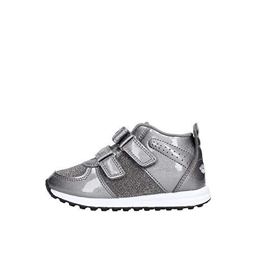 Lelli Kelly Scarpe Kids Sneakers Pelle Grigia LK7863-GRIGIO