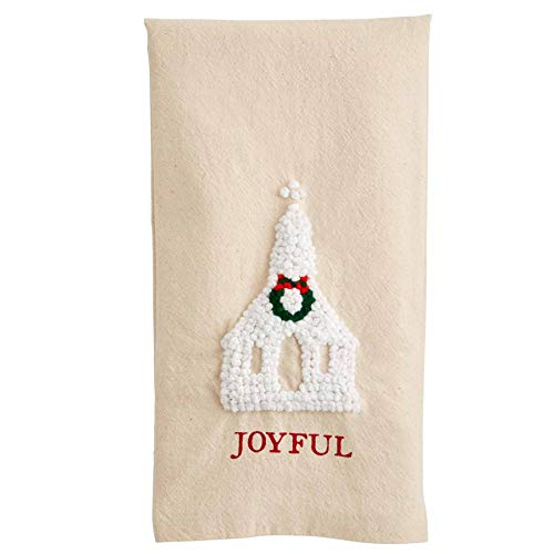 Church French Knot Towel
