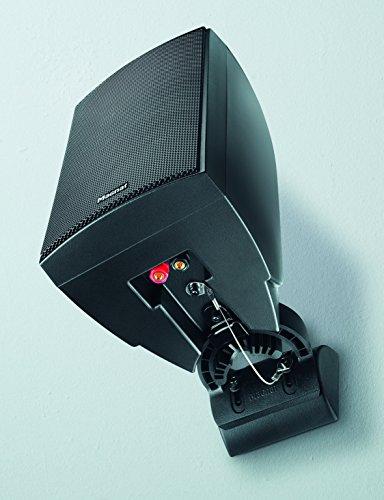 Magnat Symbol Pro 130 I Multifunktionale Musikbox mit Bassreflexgehäuse I 1 Paar 2-Wege-Lautsprecher für Regal- und Wandmontage, Farbe:Weiß