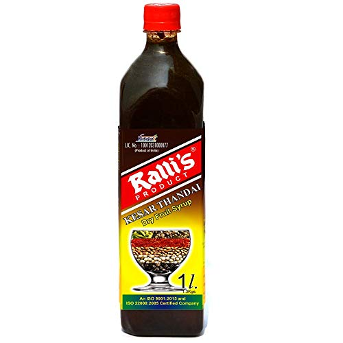 Ralli's Kesar Thandai Syrup 1000ml