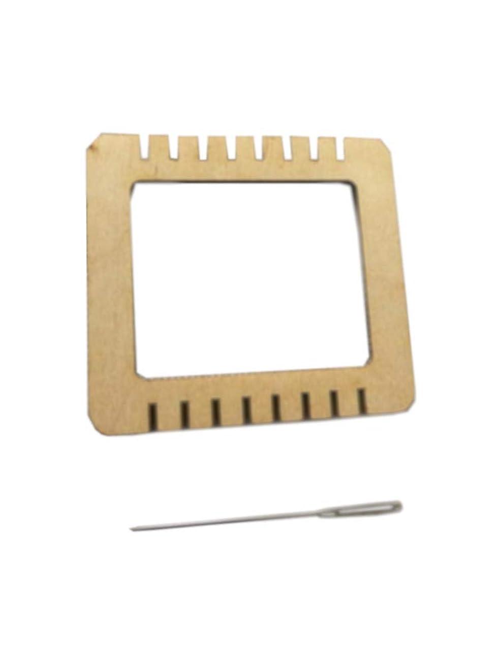 Purl & Loop Minute Weaver Micro Mini Weaving Loom (Extra Fine / 20 EPI)