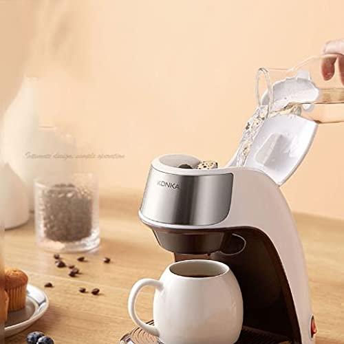 Domowy mały przenośny ekspres do kawy biurowy ekspres do parzenia herbaty ekspres do kawy kroplówki