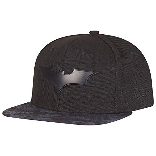 New Era Herren Caps/Snapback Cap Camo MTL Hero Batman 9Fifty schwarz S/M