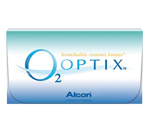 Air Optix AirOptix (O2Optix) Monatslinsen, 6 Stück/BC: 8.6 mm/DIA: 14.2 / -2,00 Dioptrien