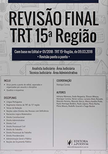 Trt 15ª Região