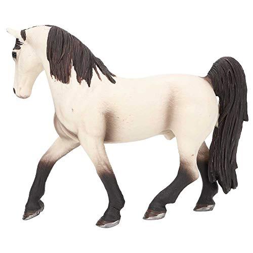 Cikonielf Modelo de Caballo de simulación, Figura de Animal, Juguete, Figuras de Caballo realistas, Juguetes educativos tempranos para niños(#1)