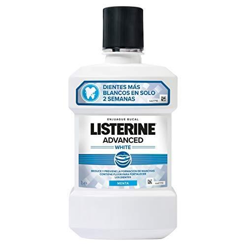 ALTERNATIVA: Listerine Blanqueador