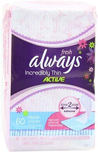 always liners fresh - 1