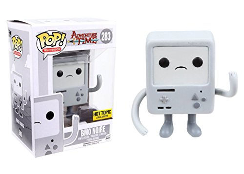 Funko 6485 – Adventure Time, Pop Vinyl Figure 283 BMO Noire
