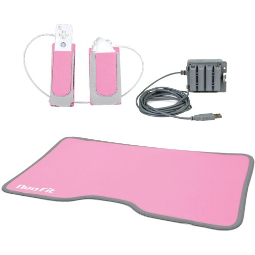 3-In-1 Lady Fitness Comfort Workout Kit - Nintendo Wii