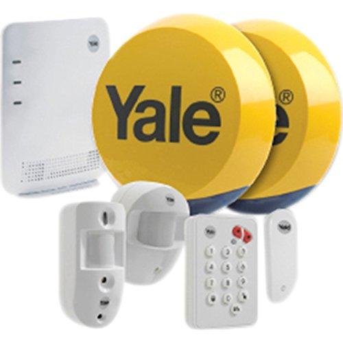 Yale - Juego de alarma para teléfono inteligente de fácil adaptación - EF-KIT3