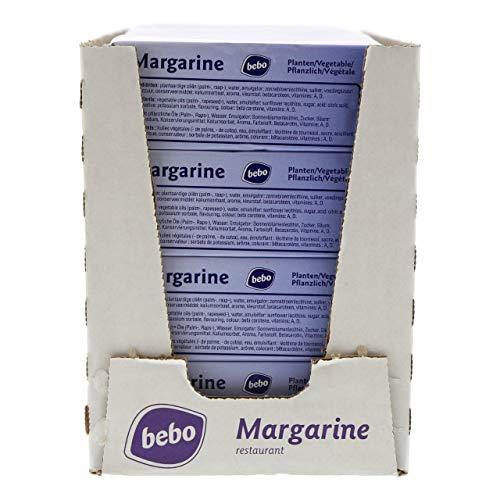 Bebo Margarine 24 Packungen x 250 Gramm