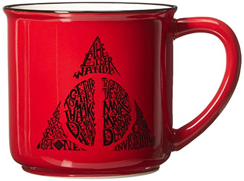 Our Name is Mud Harry Potter Red Ember Mug