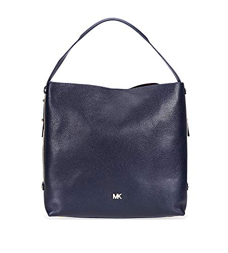 """100% Leather Gold-Tone Hardware 14""""W X 13""""H X 5.5""""D Interior Details: Zip Pouch With Slip Pocket Lining: 100% Polyester"""
